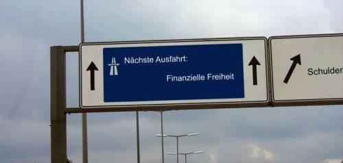 Weg in die finanziellen Freiheit